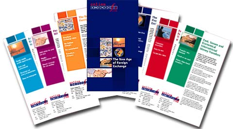 coporate brochure design